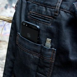 iPhone 5 WTF Jeans V2, fashion gone mad
