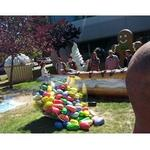 Android Jelly Bean erected at Google HQ: video