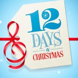 12 Days of Christmas app update for Holiday Season Gifts