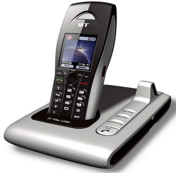 BT Esprit 1250 SMS digital cordless phone