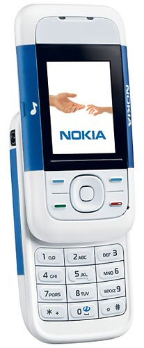 Nokia 5200 Mobile Phone