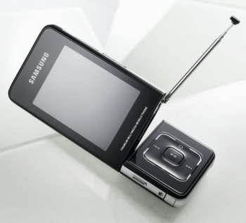 Samsung F500 Mobile Phone
