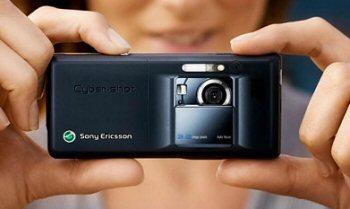 Sony Ericsson K810 Back