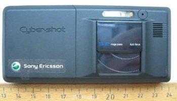 Sony Ericsson K818