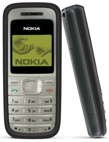 The Nokia 1200