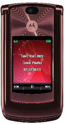Motorola RAZR 2 V9 Shut