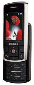 Samsung D807X Mobile Phone