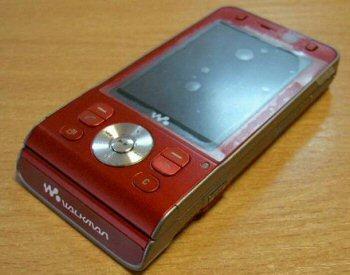 Sony Ericsson Shinobu X-123i