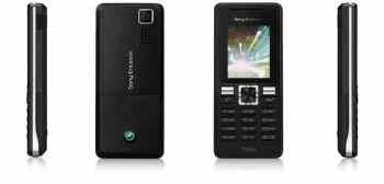 Sony Ericsson T250 Black