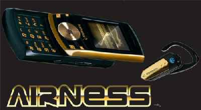Airness MK99 Gold