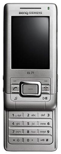 BenQ-Siemens EL71 pic 1