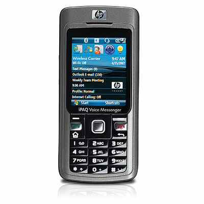 HP iPAQ 510 Voice Messenger Phone