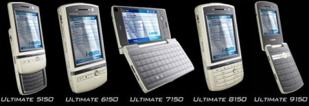 i-mate devices Main