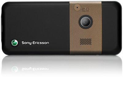Sony Ericsson K530 Back