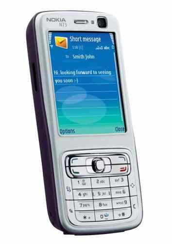 Nokia N73 BLACK Special