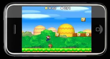 Nintendo-iPhone Gaming