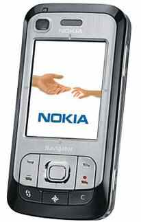Nokia 6110 Navigator Closed