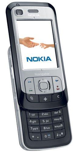 Nokia 6110 Navigator Open