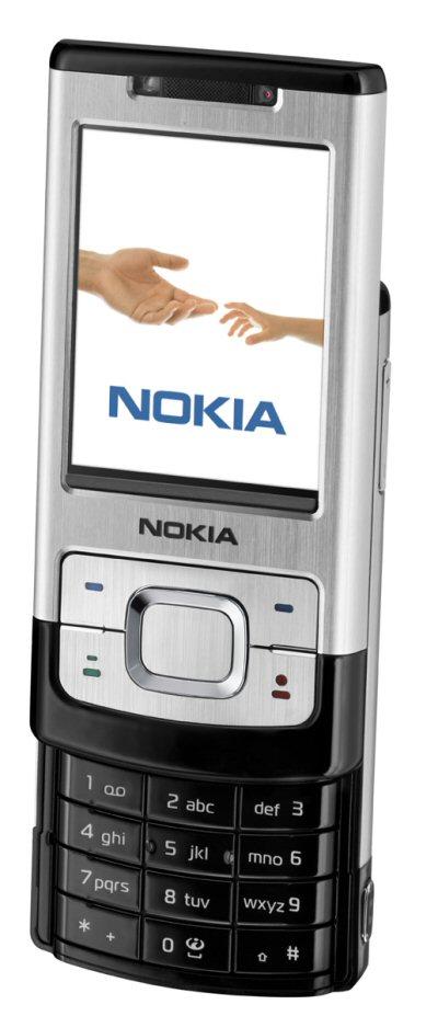 Nokia 6500 Slide Open