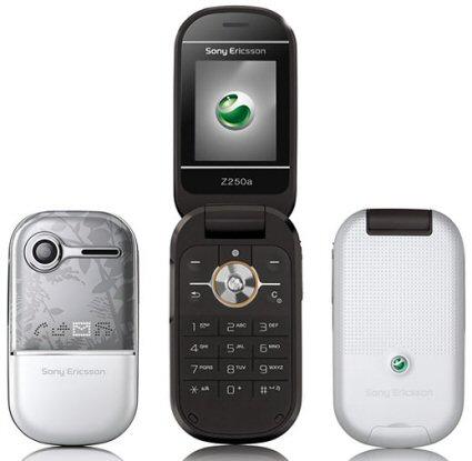 Sony Ericsson Z250 pic 1