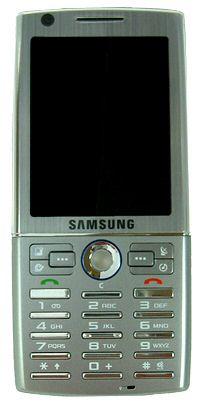 Samsung i550 GPS smartphone