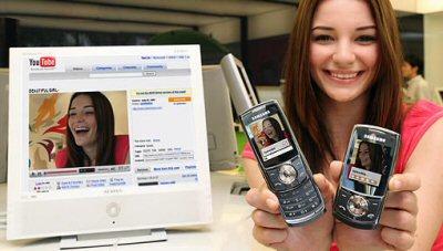Samsung L760 3G Phone