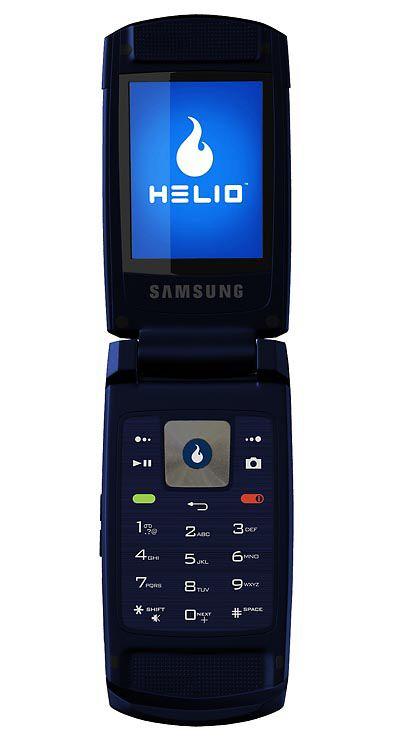 Helio Samsung Fin open