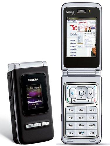 Nokia N75 pic 1