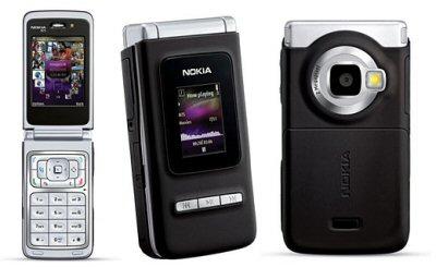 Nokia N75 pic 3