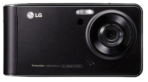 LG KU990 Viewty back