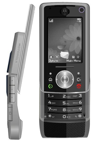 Motorola RIZR Z10 Slider phone pic 3