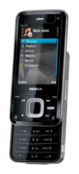 Nokia N81 pic 1