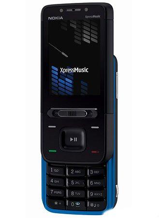 Nokia XpressMusic 5610 Blue