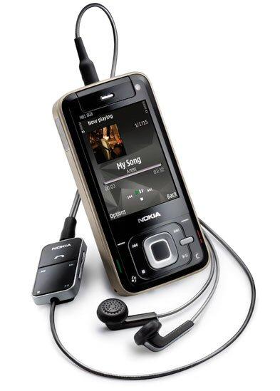 Nokia N81 pic 2