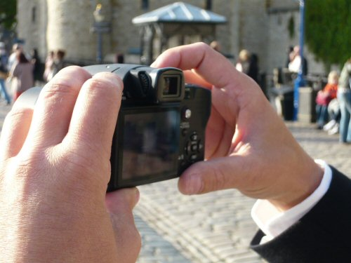 Panasonic Lumix event in Tower of London pic 1