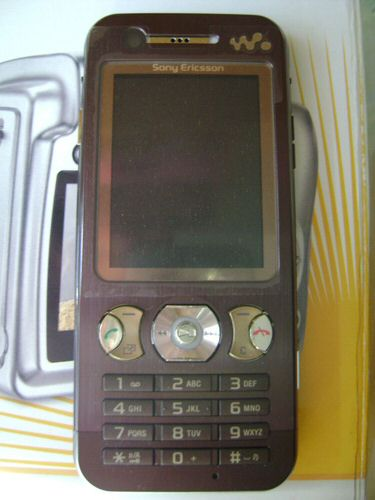Sony Ericsson W890i prototype pic 1
