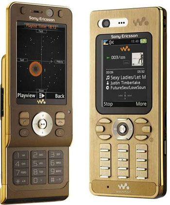 Sony Ericsson Havana W880i & W910i