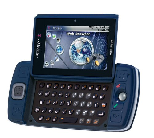 t-mobile sidekick lx and slide pic 7