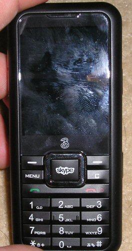 3skypephone fingerprints