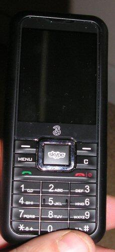 3skypephone front