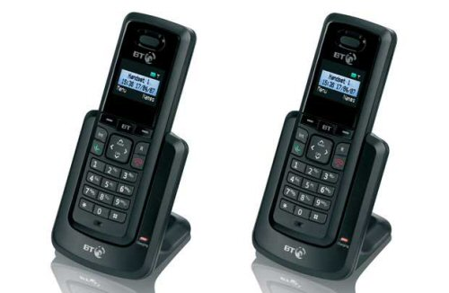 BT Edge 1000 DECT VoIP Twin Cordless Phone