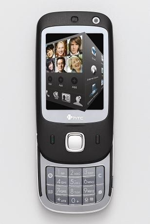 HTC Dual Touch 16 key