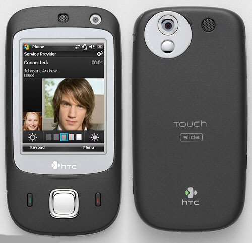 HTC Touch Dual phone 2