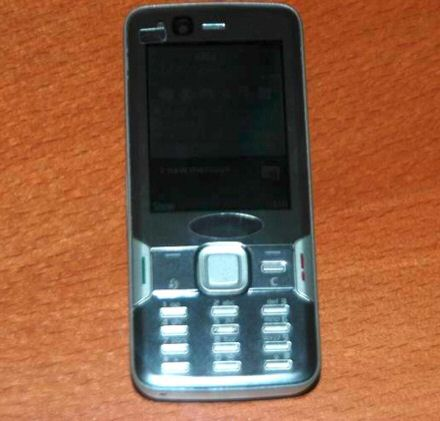 Nokia N82 spotted