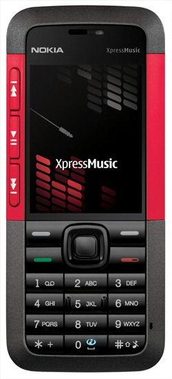 Nokia 5310 XpressMusic pic 2