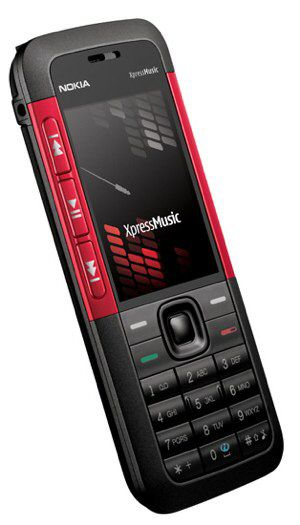 Nokia 5310 XpressMusic pic 3