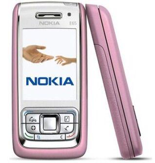 Nokia E65 plum