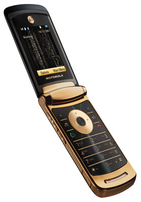 Motorola RAZR 2 V8 Luxury Edition pic 3