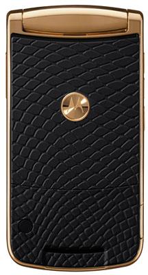 Motorola RAZR 2 V8 Luxury Edition pic 4