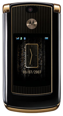 Motorola RAZR 2 V8 Luxury Edition pic 1